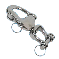 Stainless Steel Swivel Jaw Snap Shackle